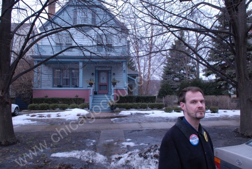 4228 West Hermitage Rahm Emanuel Home
