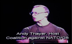 Andy Thayer on Chicago Clout