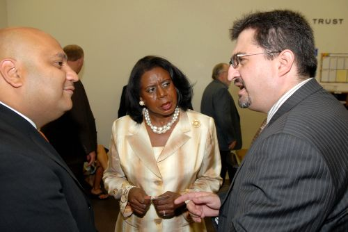 Angel Sarkissian, Dorothy Brown, Ivan Tomic.jpg