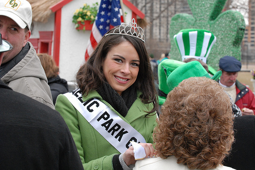 Chicago 2008 Saint Patrick's Day Queen Kaitlin Basic.jpg