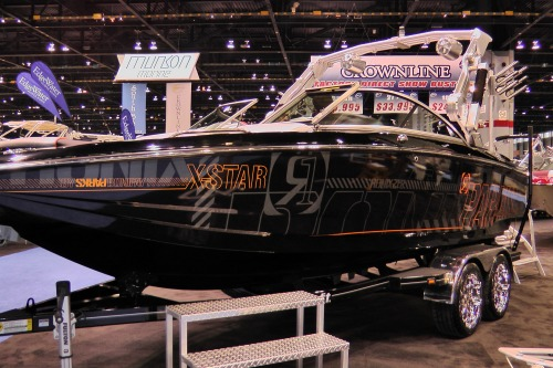 Chicago Boat Show 2011