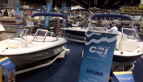 Chicago Boat and RV Show