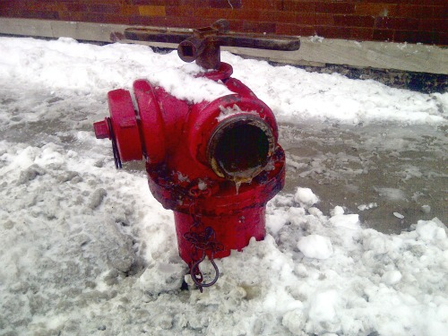 Chicago Frozen hydrant jan 22, 2012 final on Chicago Clout