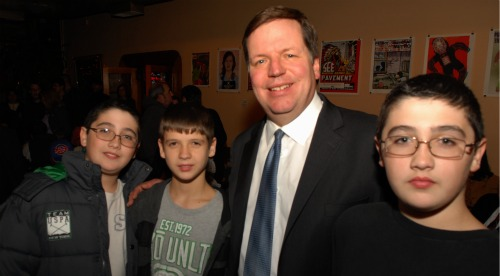 Chicago's Alderman Joe Moore Fundraiser