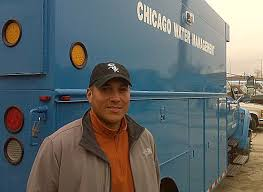 Greg Ortiz City of Chicago Department of Water Management