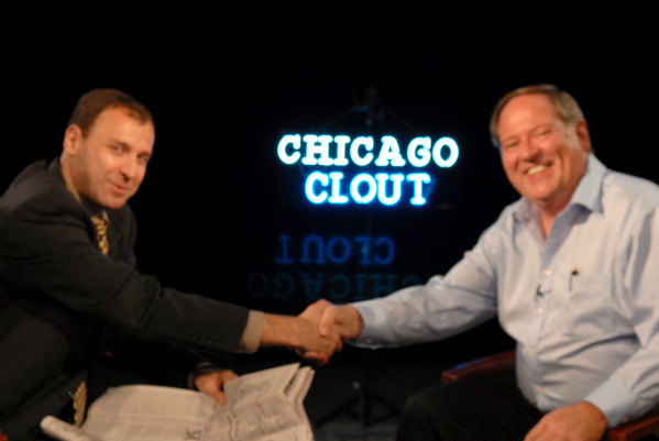 Michael Volpe and Fredrick K White on Chicago Clout