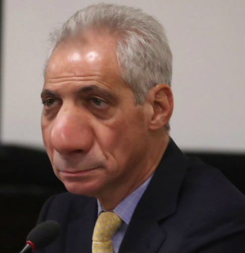 Rahm Emanuel Official Photograph