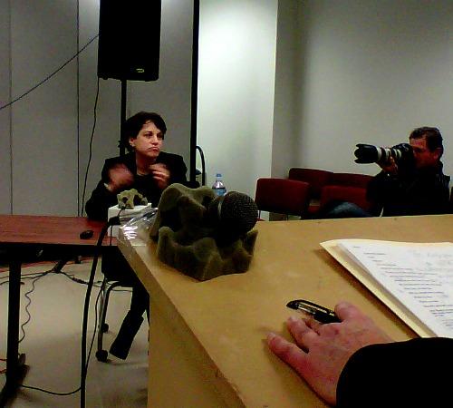Rahm Emanuel Witness Marge Halperin December 15, 2010 CBOE Objection Meetings
