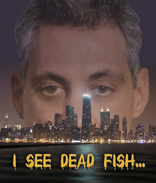 Rahm for Mayor Poster Chicago Clout