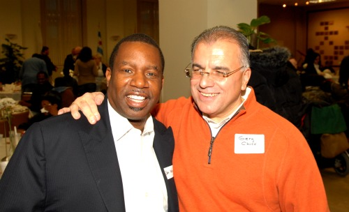 Senator James Meeks, Gery Chico.jpg