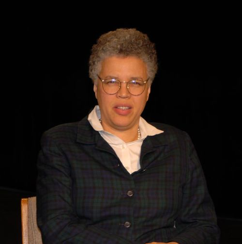 Toni Preckwinkle on Chicago Clout.