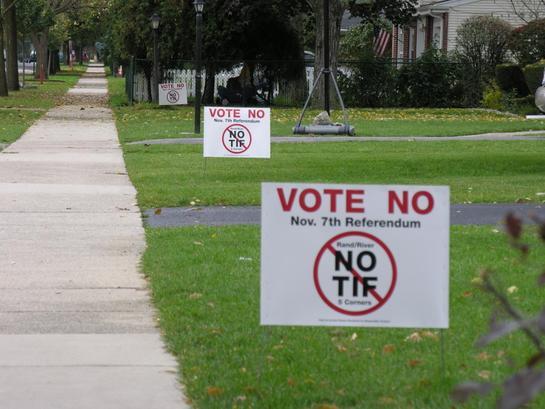 Des Plaines TIF's  signs.jpg