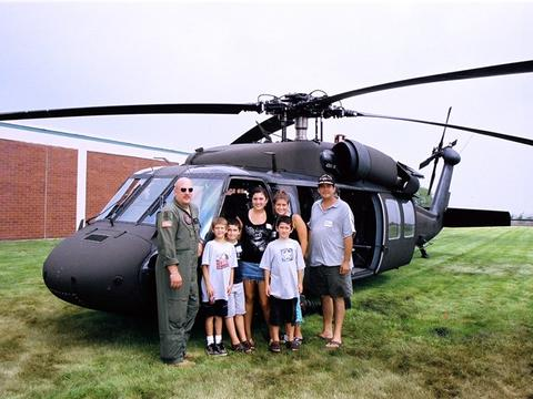 McDonough Family with Army.jpg